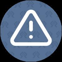 attention icon vector ukrfcu
