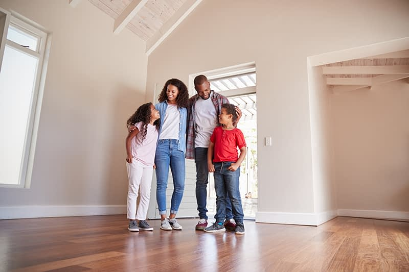 family purchase home