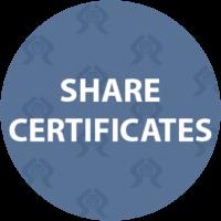 Share Certificates Graphic UKRFCU
